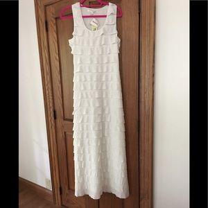 New ruffled dress